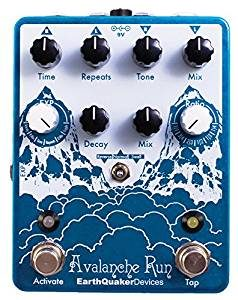 Avalanche Run Reverb Pedal