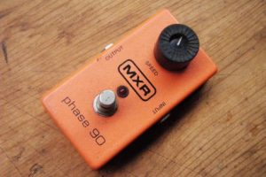 Phase 90 Modulation Pedal