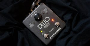 Ditto Looper Pedal