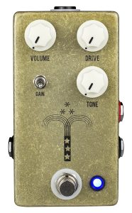 JHS Transparent Overdrive Pedal