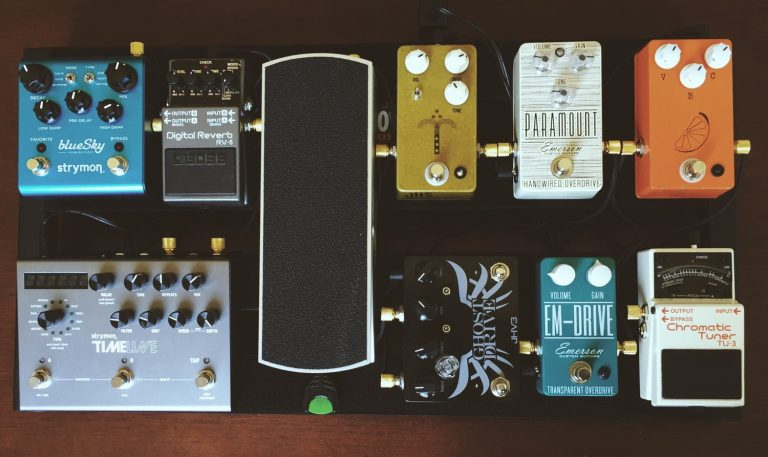 Pedalboard Tips and Tricks