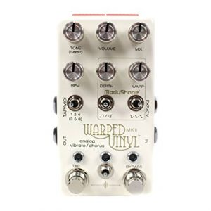 Warped Vinyl Modulation Pedal
