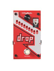 Digitech Drop Detuning Pedal
