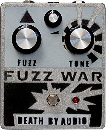 Death by Audio Fuzz War Fuzz Pedal