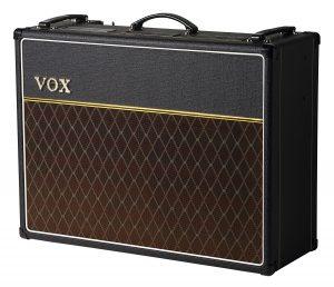 Vox AC15 and AC30 Guitar Amp